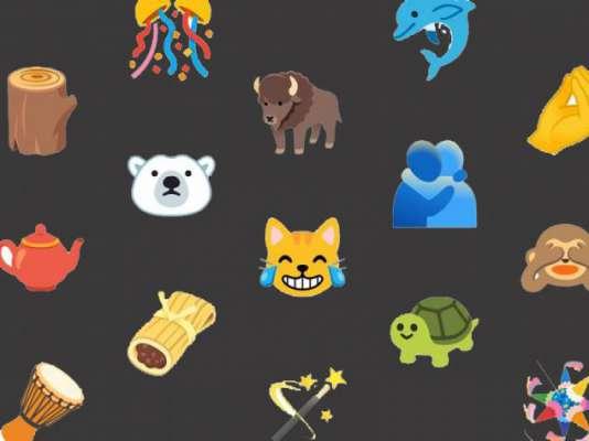 Estos son los nuevos emojis que llegarán a tu móvil con Android 11