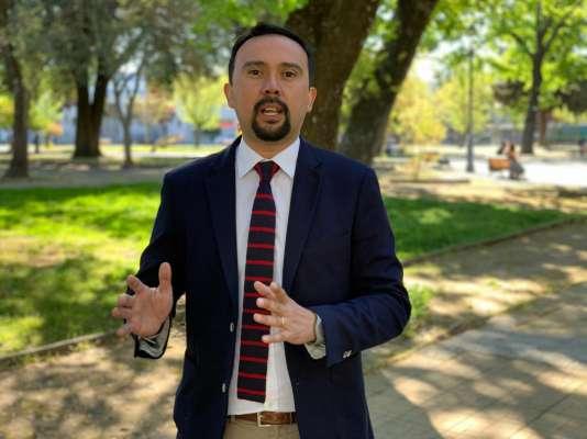 Oscar Crisóstomo por sueldos en Ñuble: 'En pleno 'segundo tiempo' del gobierno la región aún muestra cifras de cuando éramos provincia'
