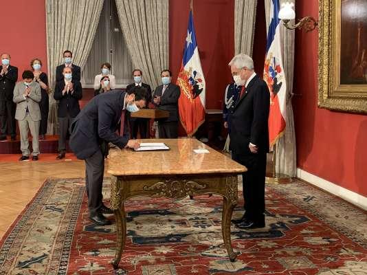 Senador Harboe sostiene que nombramiento de Rodrigo Delgado es 'una apuesta arriesgada'