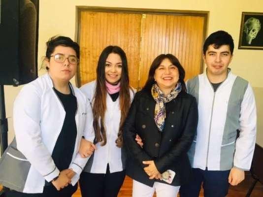 Estudiantes de Santo Tomás Chillán se adjudican fondo para trabajar en la salud mental de adolescentes