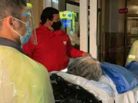 Una larga cirugía tuvo durante la madrugada de este miércoles, el senador Alejandro Navarro Brain