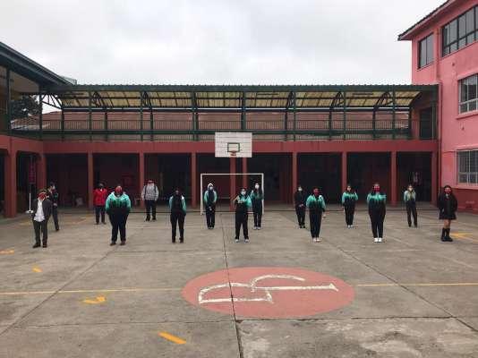 Más de 20 establecimientos de la región Ñuble han retornado a clases presenciales