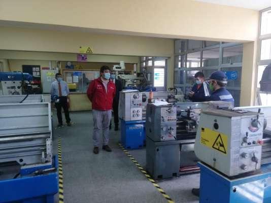 Casi la mitad de los Liceos Técnico Profesionales de Ñuble han solicitado retornar a clases presenciales