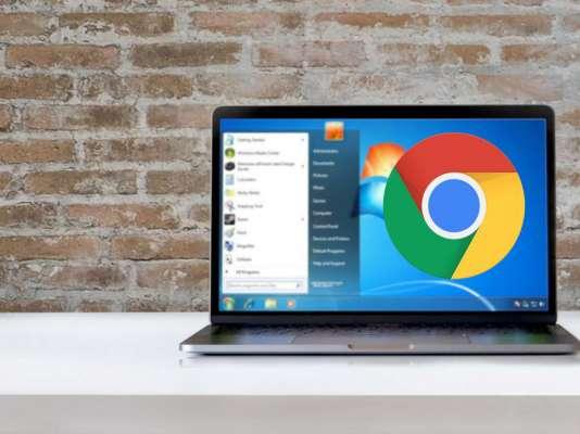 Google mantendrá vivo su navegador Chrome en Windows 7 hasta 2022 o más