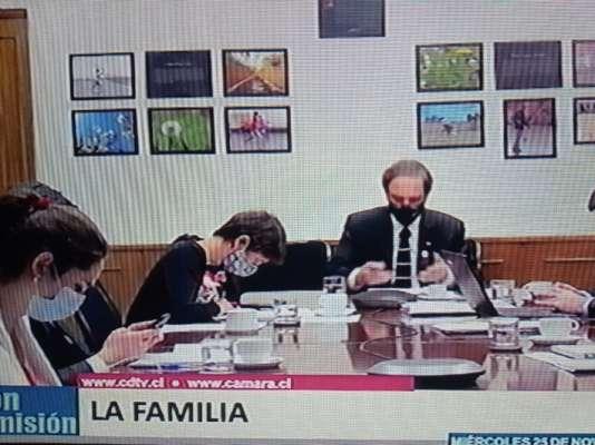 Comisión de Familia analizó baleo en centro de Sename