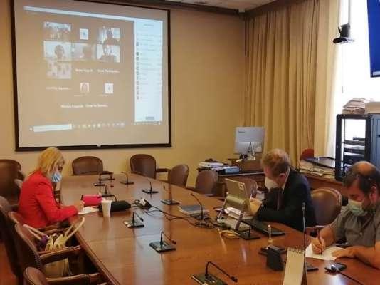 Funcionarios de Senadis, Injuv y Fosis denuncian recortes presupuestarios ante comisión