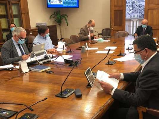 Aprueban en comisión el destino provisional de bienes incautados en delitos de narcotráfico