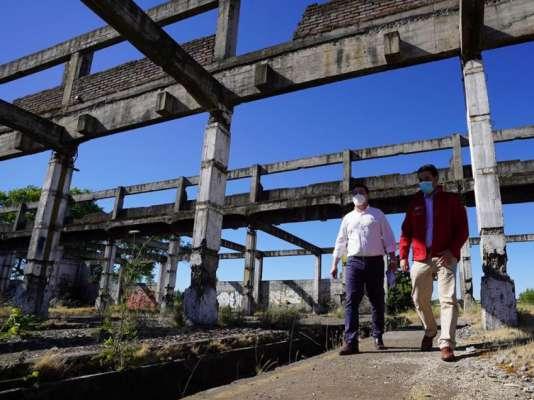 Licitan estudio de diseño para avanzar en proyecto del Parque Ultraestación de Chillán